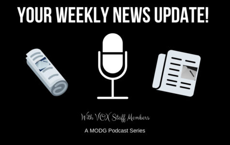 Weekly News Update: Episode 7