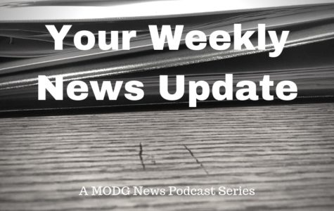 Weekly News Update: Episode 8
