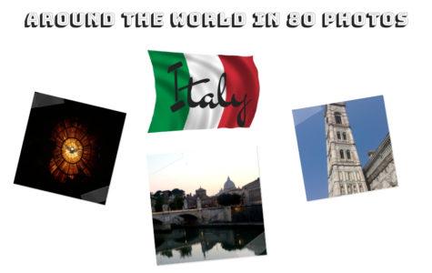 Around the World in 80 Photos: Italy!