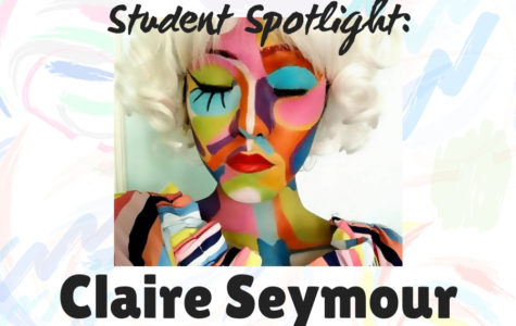 Student Spotlight: Claire Seymour