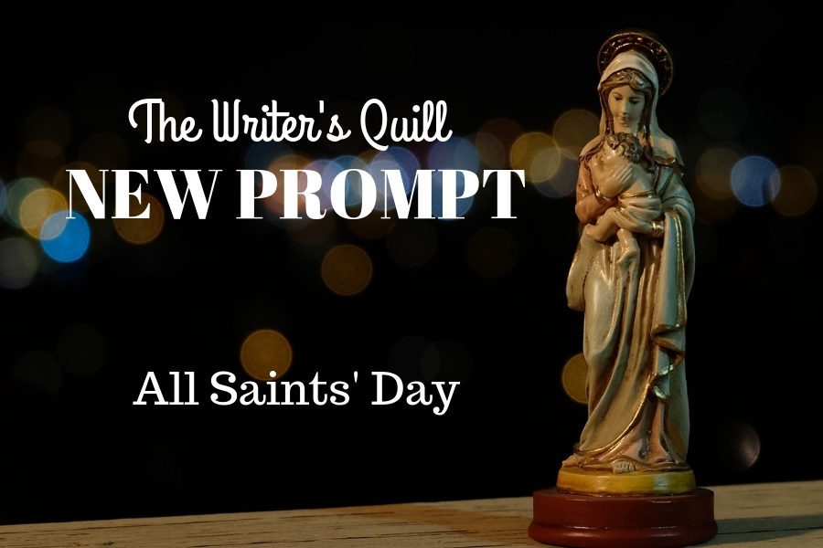 November Writer's Quill Prompt