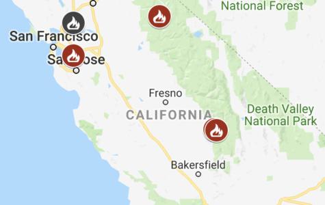 Recap of the Recent California Fires