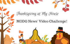 Thanksgiving at Garrett's House: Video Challenge Results