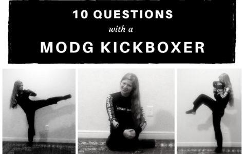 Sports Spotlight: Kickboxing with Reagan Sullivan