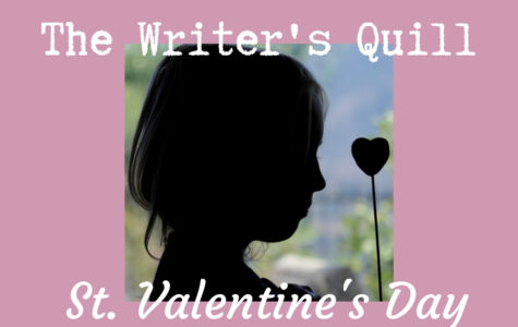 February (St. Valentine's Day) Writer's Quill Prompt