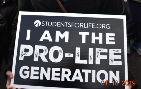 Faces of MODG: 2019 March for Life
