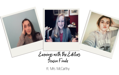SPECIAL LAST EPISODE: Featuring Mrs McCarthy!