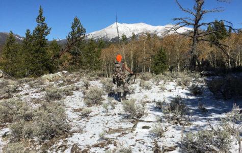MODG Student Talks Hunting