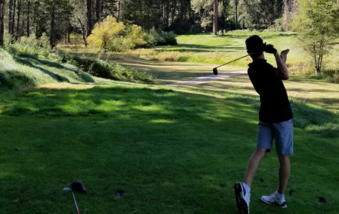 Student Jacob Croix Talks Golf