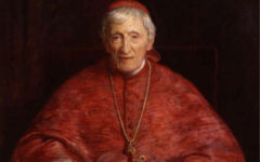 Cardinal John Henry Newman is Canonized