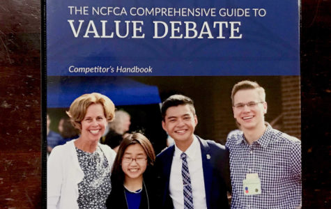 Cover of the National Christian Forensics and Communications Association (NCFCA)
