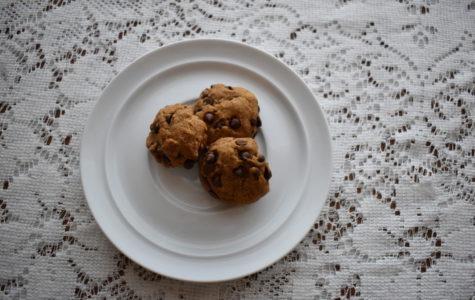 MasterChef: Chocolate Pumpkin Cookies