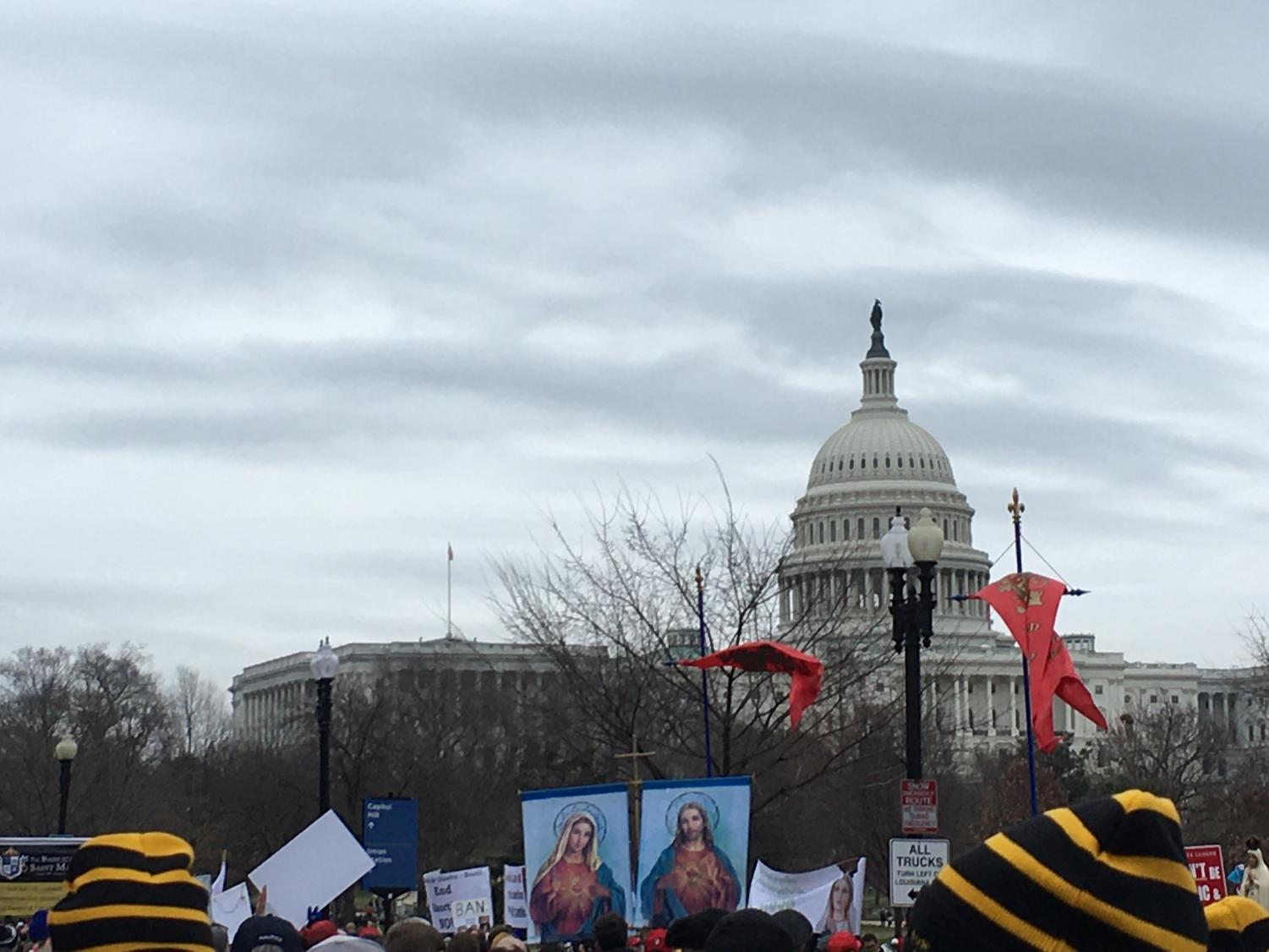 March for Life in D.C. 2020