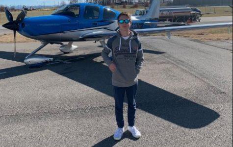 Jacob Croix: Pilot