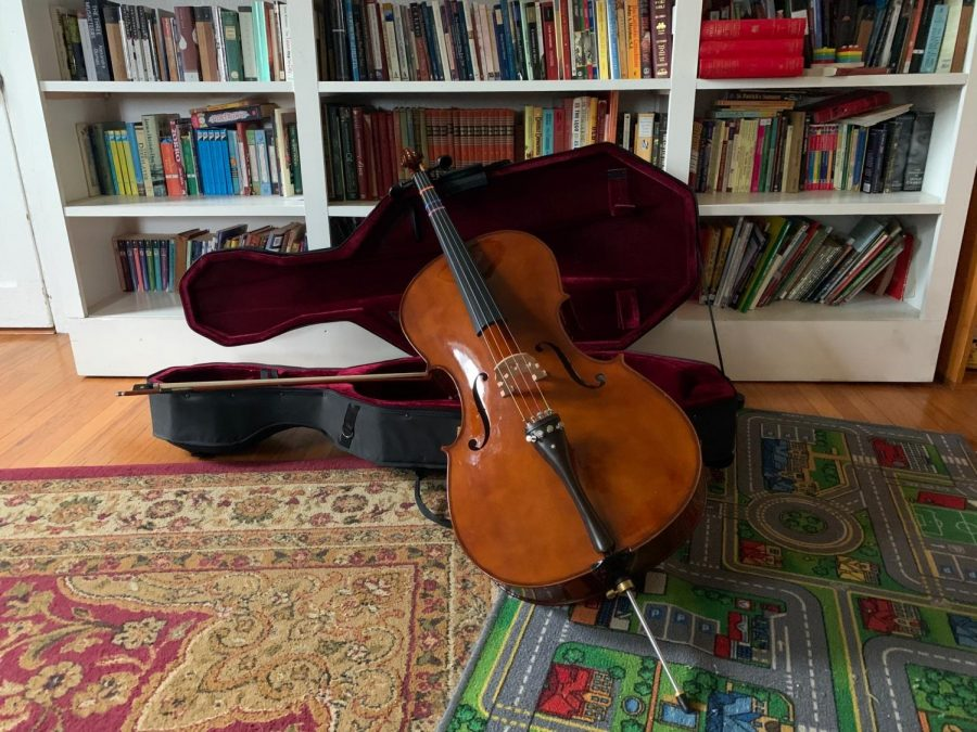 Thanks to the recent stay-at-home order, my cello has lived a much happier life. Instead of gathering dust in its case, it has spent many otherwise empty moments squeaking joyously in my hands.