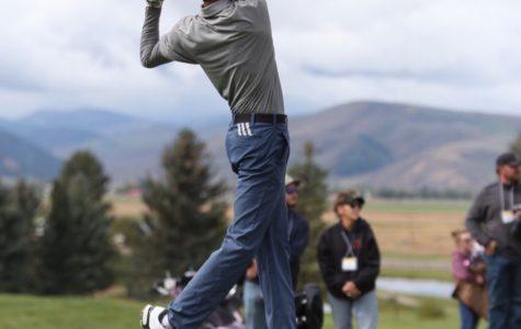 Golf Scholarship for Dominic Yates