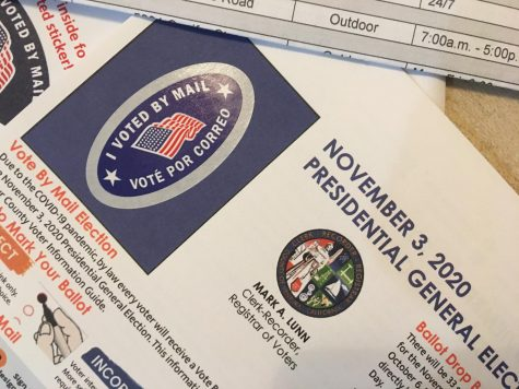 Vote by Mail ballots were mailed to every voter in California this week.