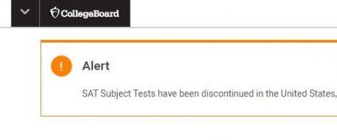 SAT Subject Tests and SAT Essay Dropped