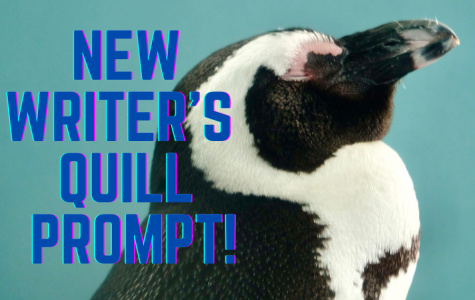 March Writer's Quill Contest