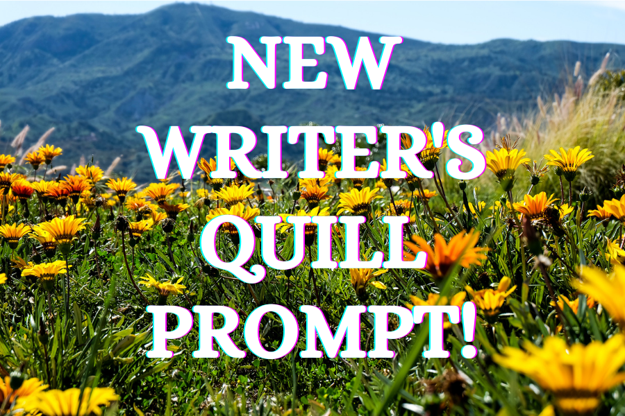 New Writer's Quill Contest!