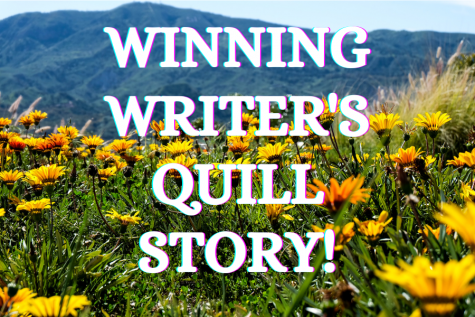 Winning Story for Writer's Quill
